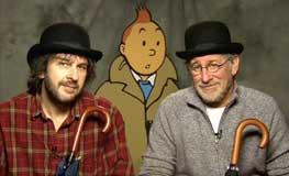 Foto de Spielberg y Jackson