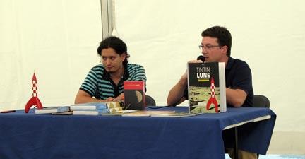 Fotografía del evento celebrado en Viñetas desde o Atlántico 09