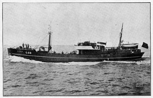 El barco John-o.88
