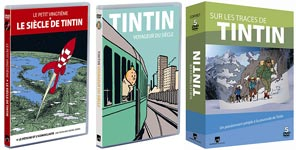 Cajas de los DVDs