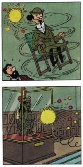 Viñeta de Las 7 bolas de cristal