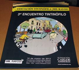 Resumen del 3er Encuentro Tintinófilo
