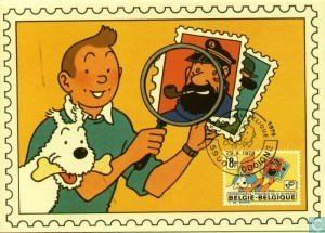 Tarjeta postal de 1979
