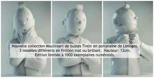 Imagen de los bustos obtenida en el Forum Tous Collectioneurs
