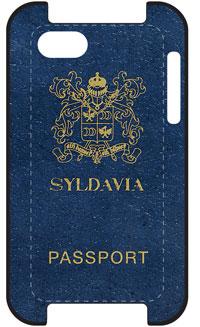 Pasaporte de Syldavia