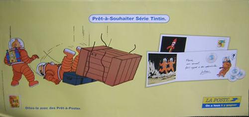 Pret a Poster del año 2000, póster de 80x40 cms