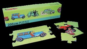 Friso - puzzle