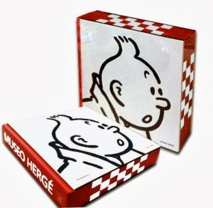 Portada del libro Museo Hergé