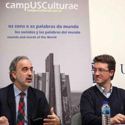 Conferencia de Fernando Castillo y Pedro Rey