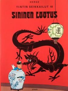 Portada del libro en finés