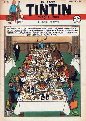 @ Hergé / Moulinsart