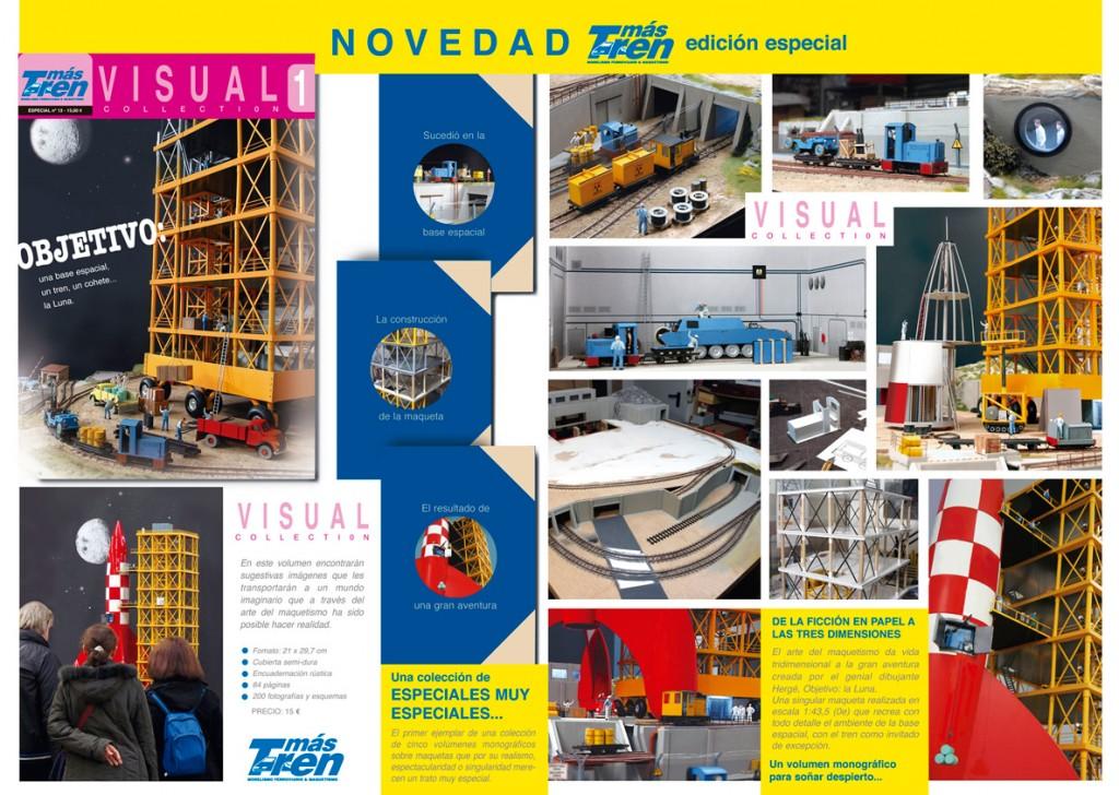Imagen de la revista. © Más Tren