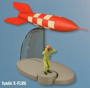 Cohete X-FLR6