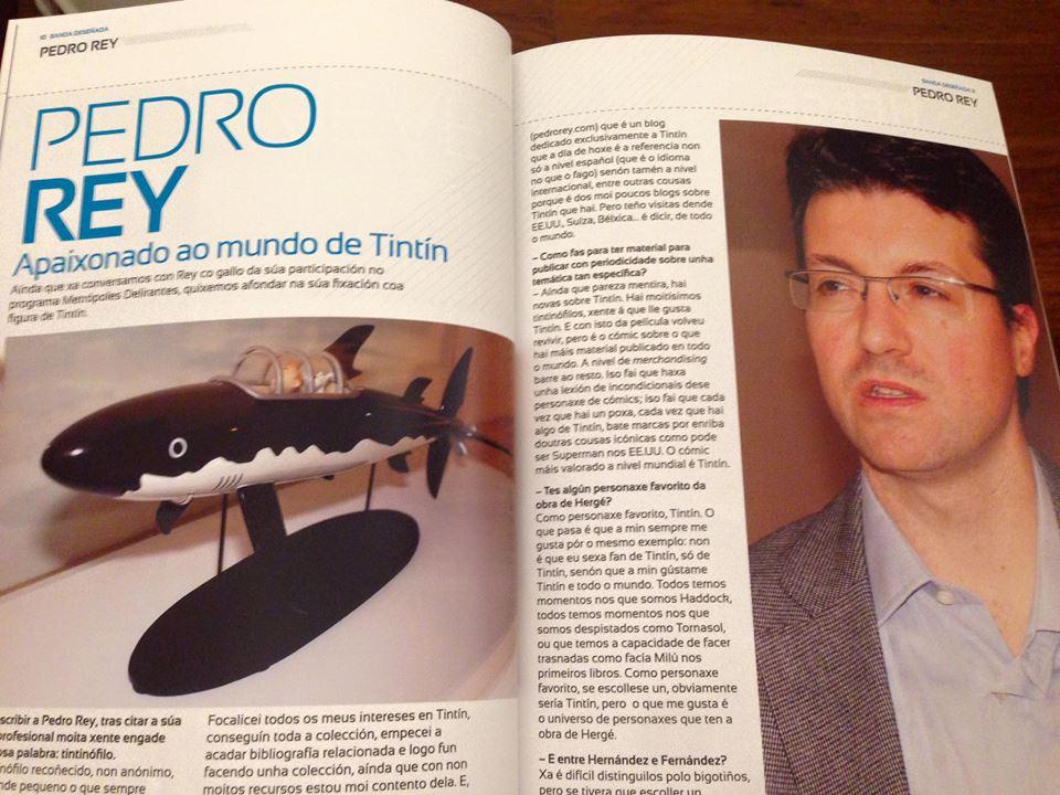 Páginas de la revista