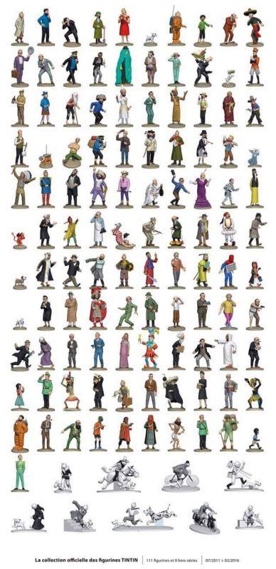 Colección de figuras