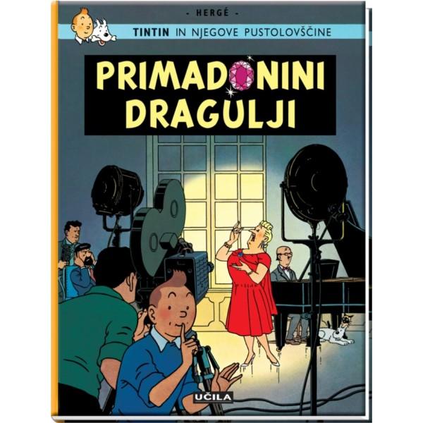 Portada del libro en esloveno