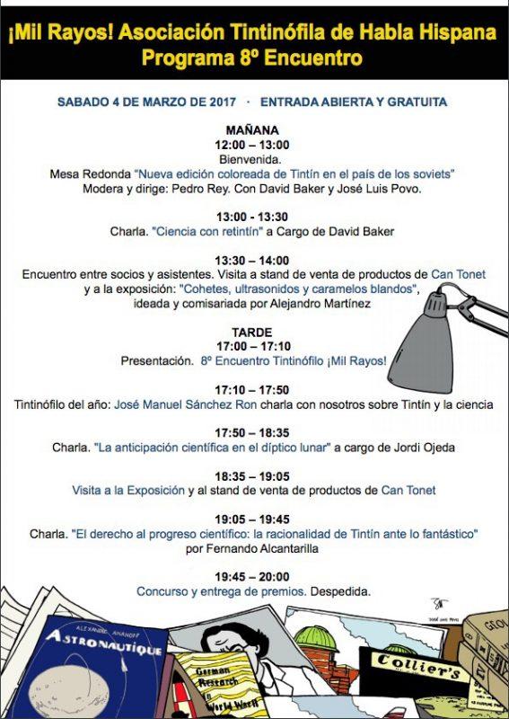 Programa del 8º Encuentro