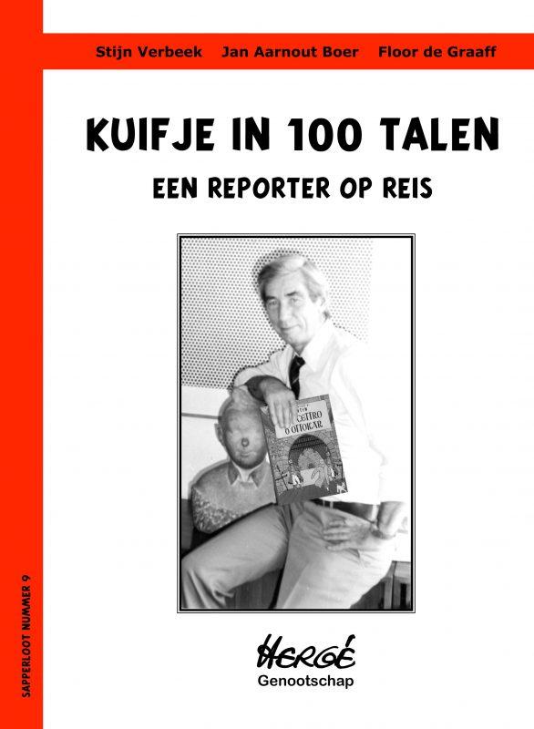 "Portada del libro ""Kuifje in 100 talen"""