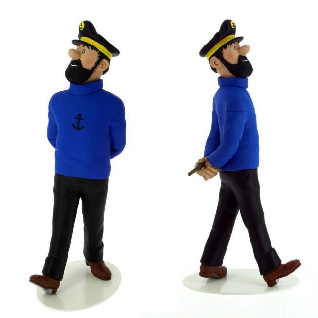 Figura del Capitán Haddock