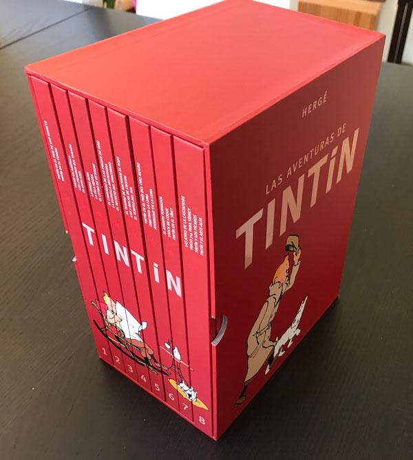La nueva colección en su caja