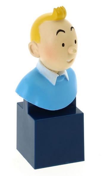 Mini busto de Tintín