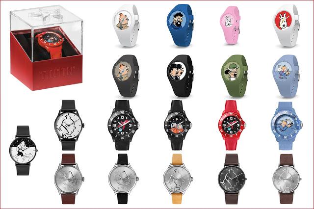Relojes de la nueva colección