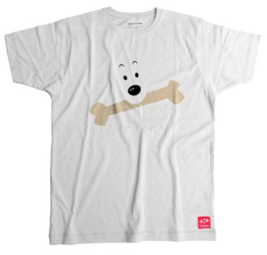 Camiseta de Milú