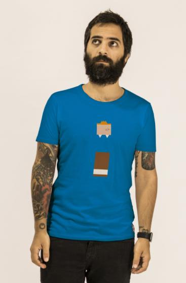 Camiseta de Tintín