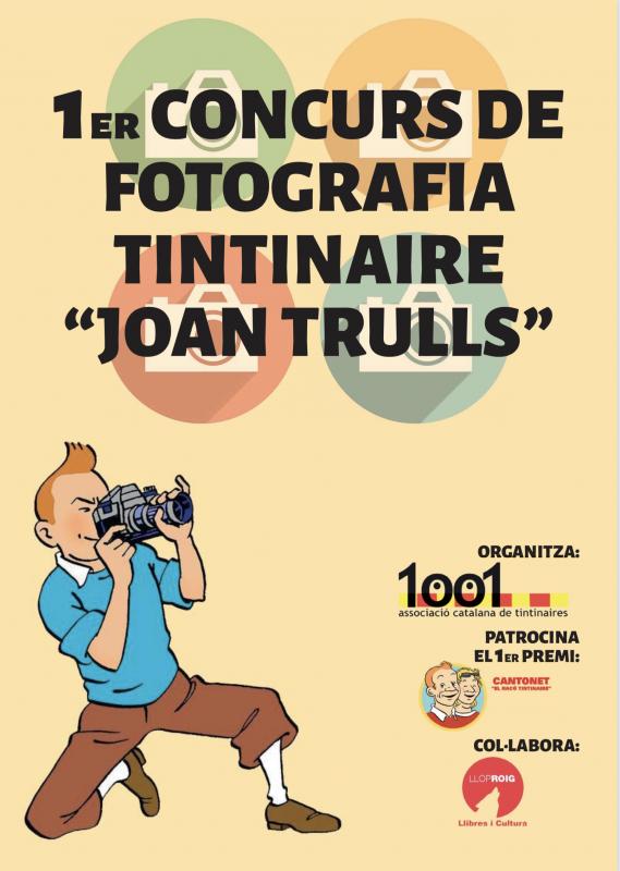 Cartel del concurso de fotografía