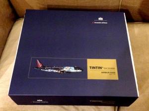 Caja del avión